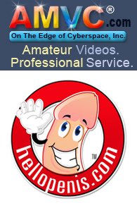 Logo for amateur straight and gay porn videos