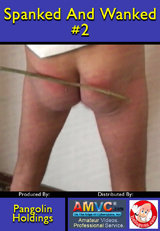 Spanked and Wanked #2 - amateur straight videos