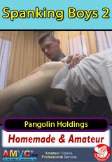 Spanking Boys 2 - homemade gay porn video