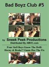Sneek Peek Productions - homemade gay porn video