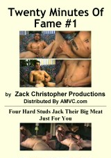 Twenty Minutes Of Fame #1 - Best Of ZC - homemade gay porn video